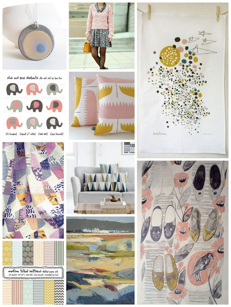 Pinterest Inpspiration Board