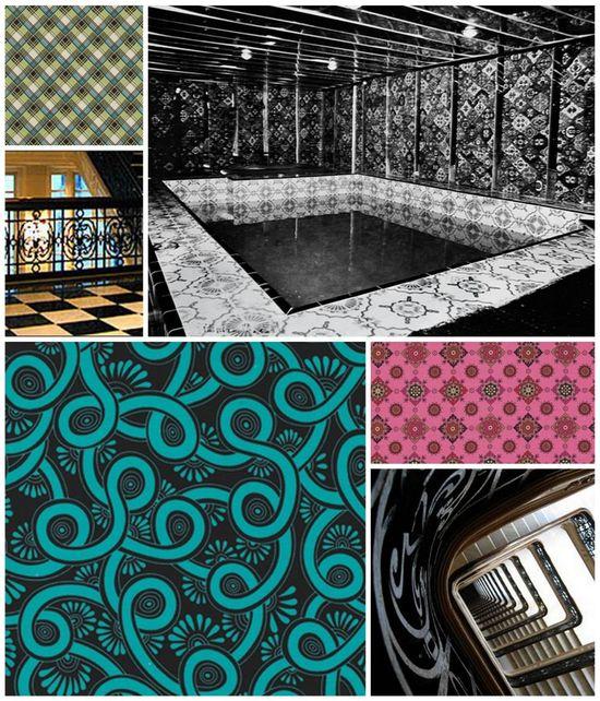 Ansonia collage