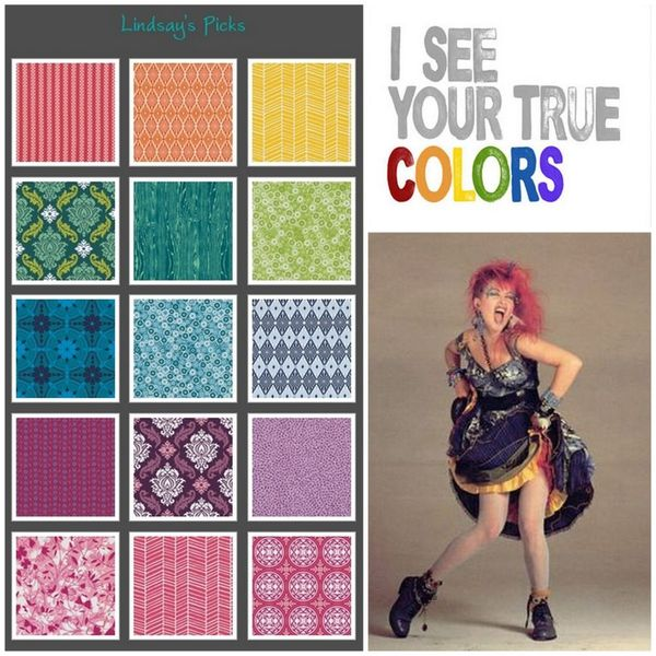 True Colors Collage
