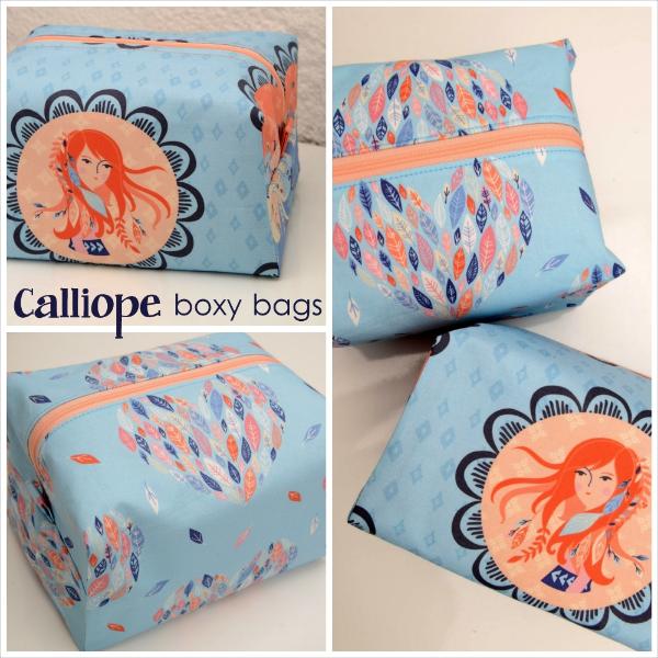 Calliope Boxy Bags