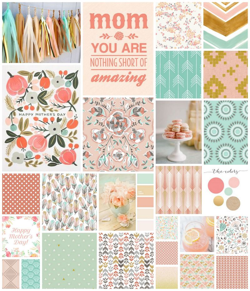 Handmade Mothers Day Inspiration from Hawthorne Threads
