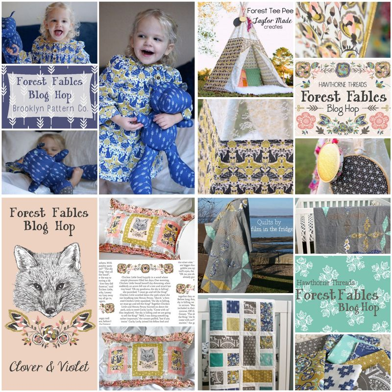 Forest Fables Blog Hop