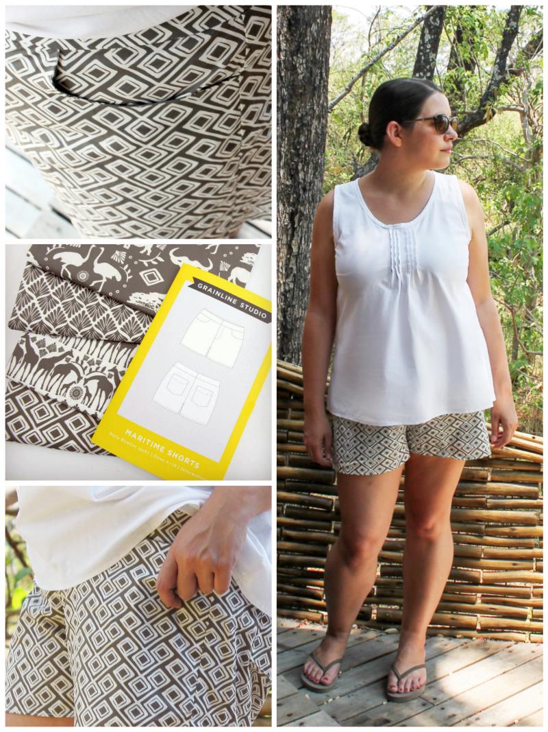 Zambezi Shorts 2