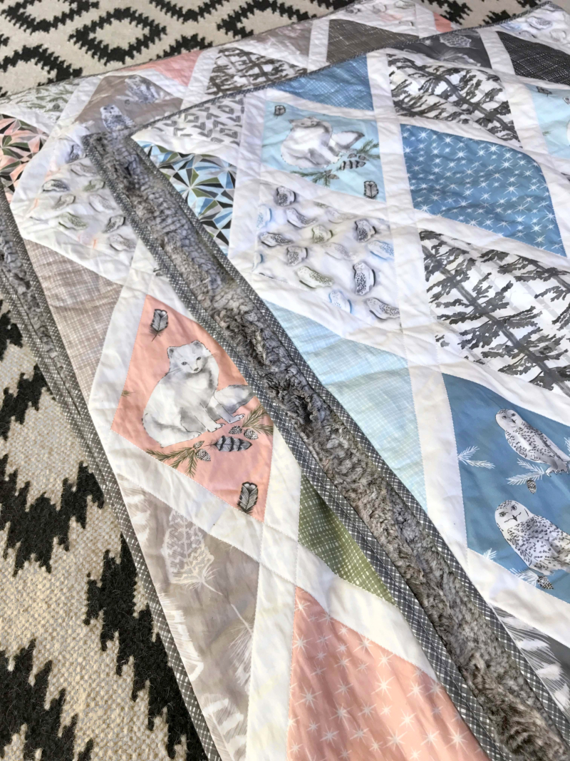 Tundra Fabric Blankets