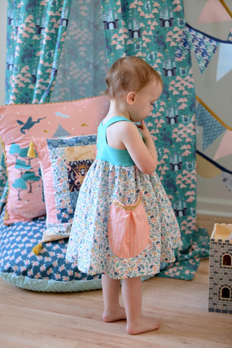 Brave Fabric Lucy Dress (2)