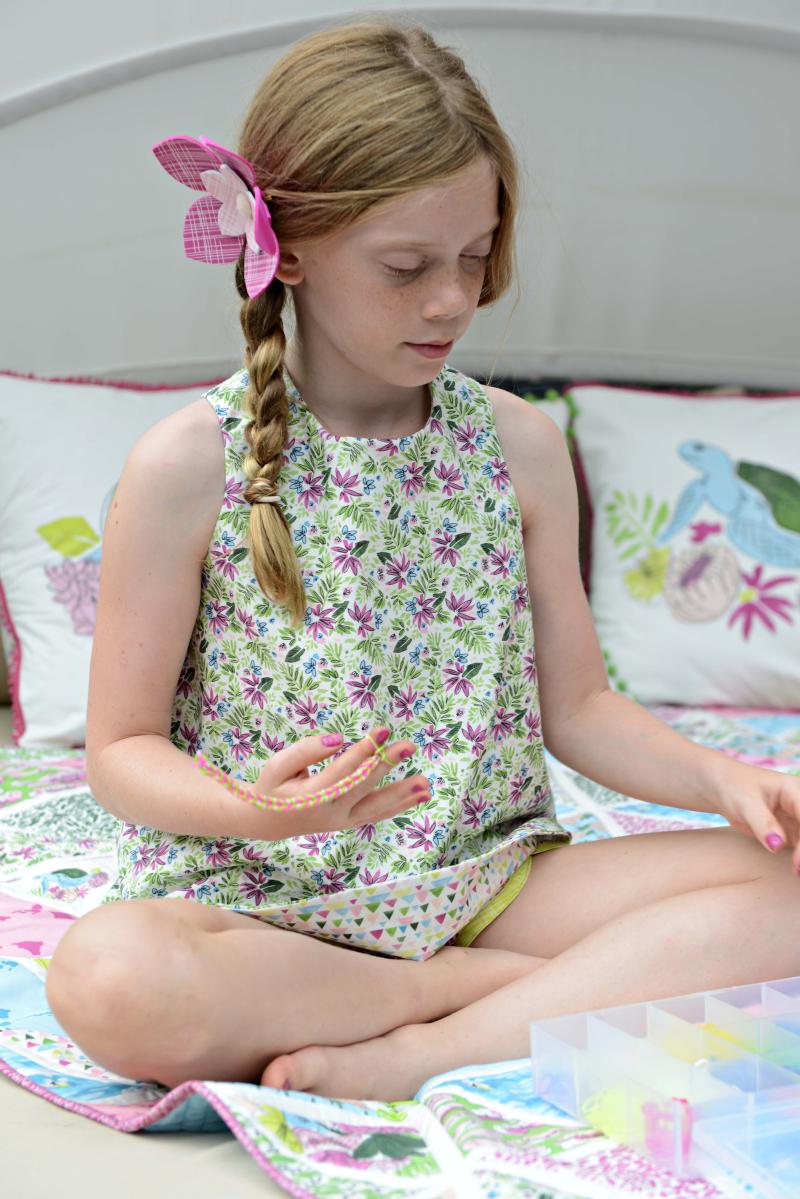 Aloha Fabric Sewing Inspiration 4