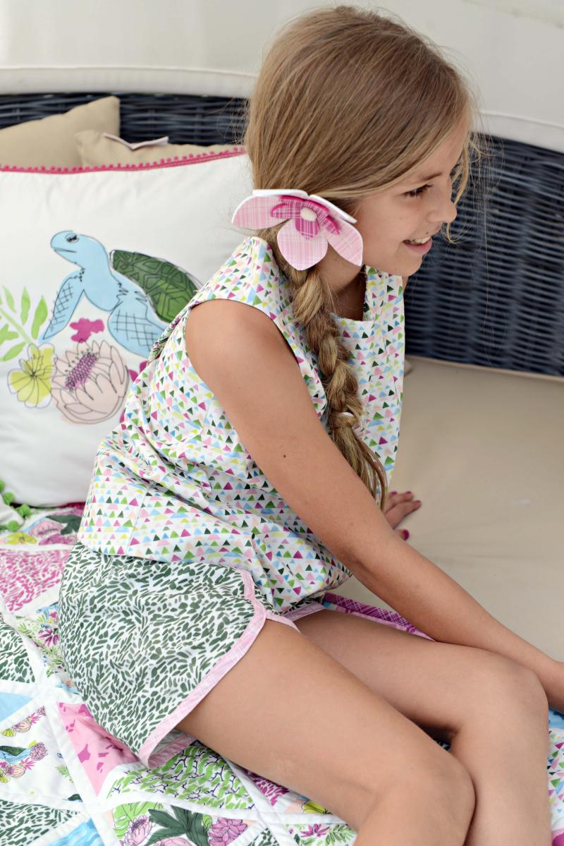 Aloha Fabric Sewing Inspiration 8