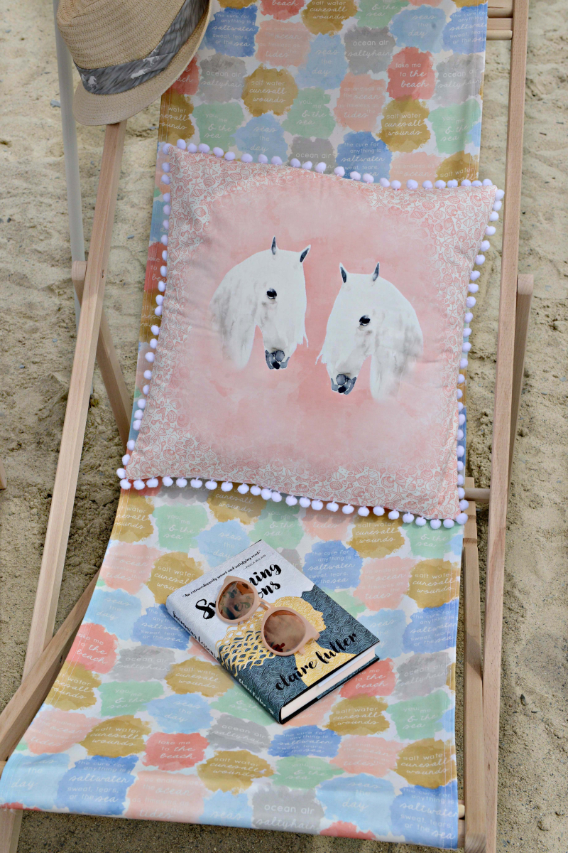 Hawthorne Threads Outer Banks Fabric DIY Beach Chairb