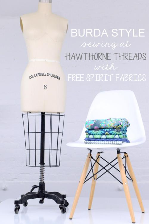 Burda Style at Hawthorne Threads