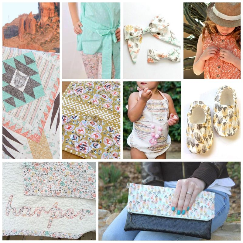 Coyote Fabric Projects 2
