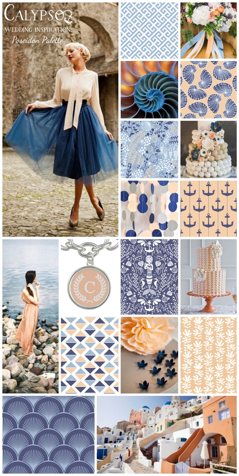 Wedding Inspiration Poseidon