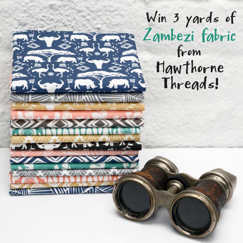 Zambezi Fabric Promo