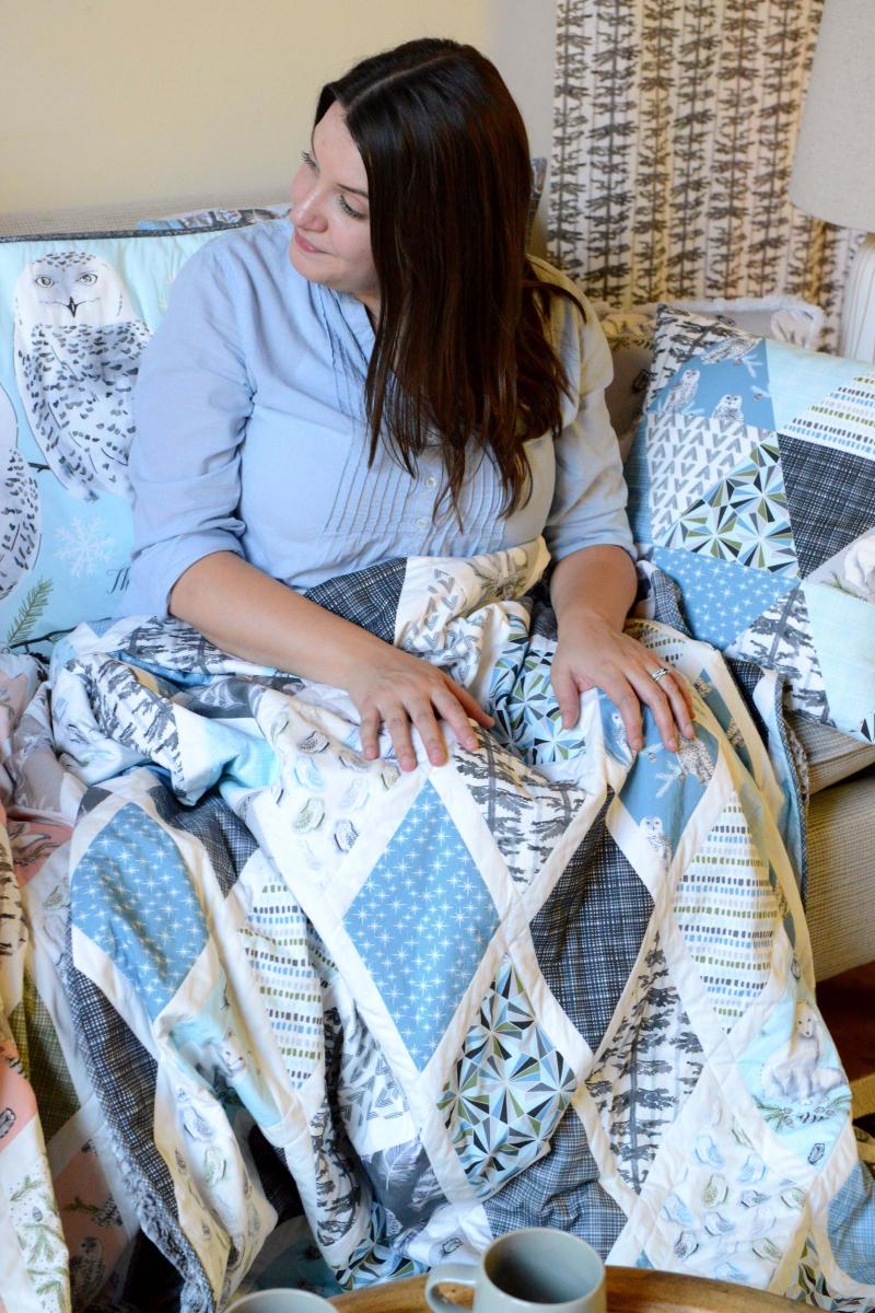 Tundra Fabric Quilt