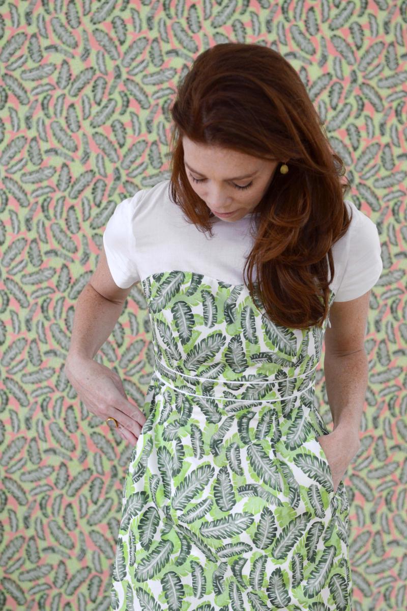 Lindsay Macaron Botany Dress 2