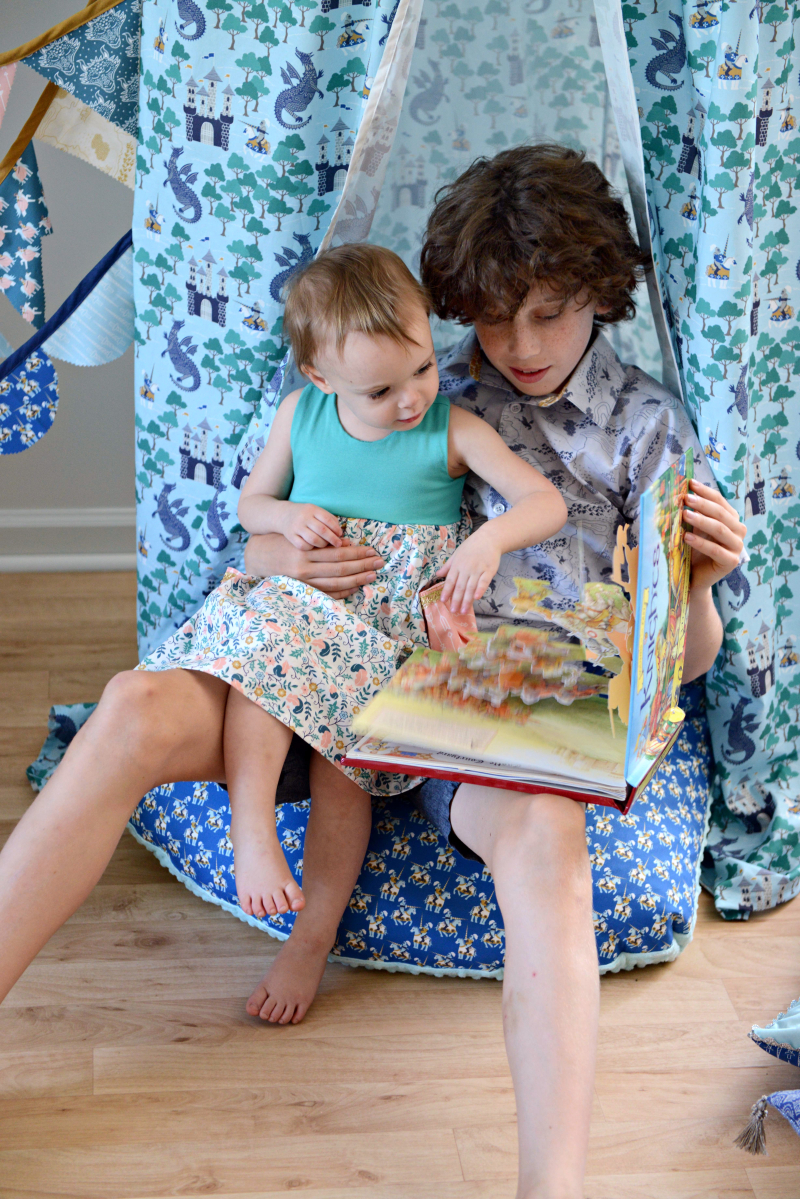 Brave Fabric Reading Nook (2)