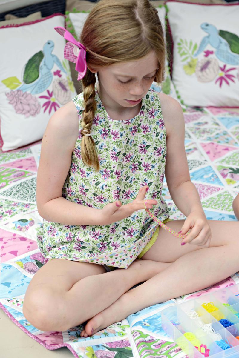 Aloha Fabric Sewing Inspiration 3