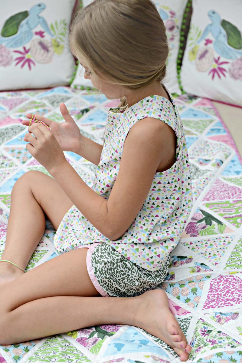 Aloha Fabric Sewing Inspiration 7