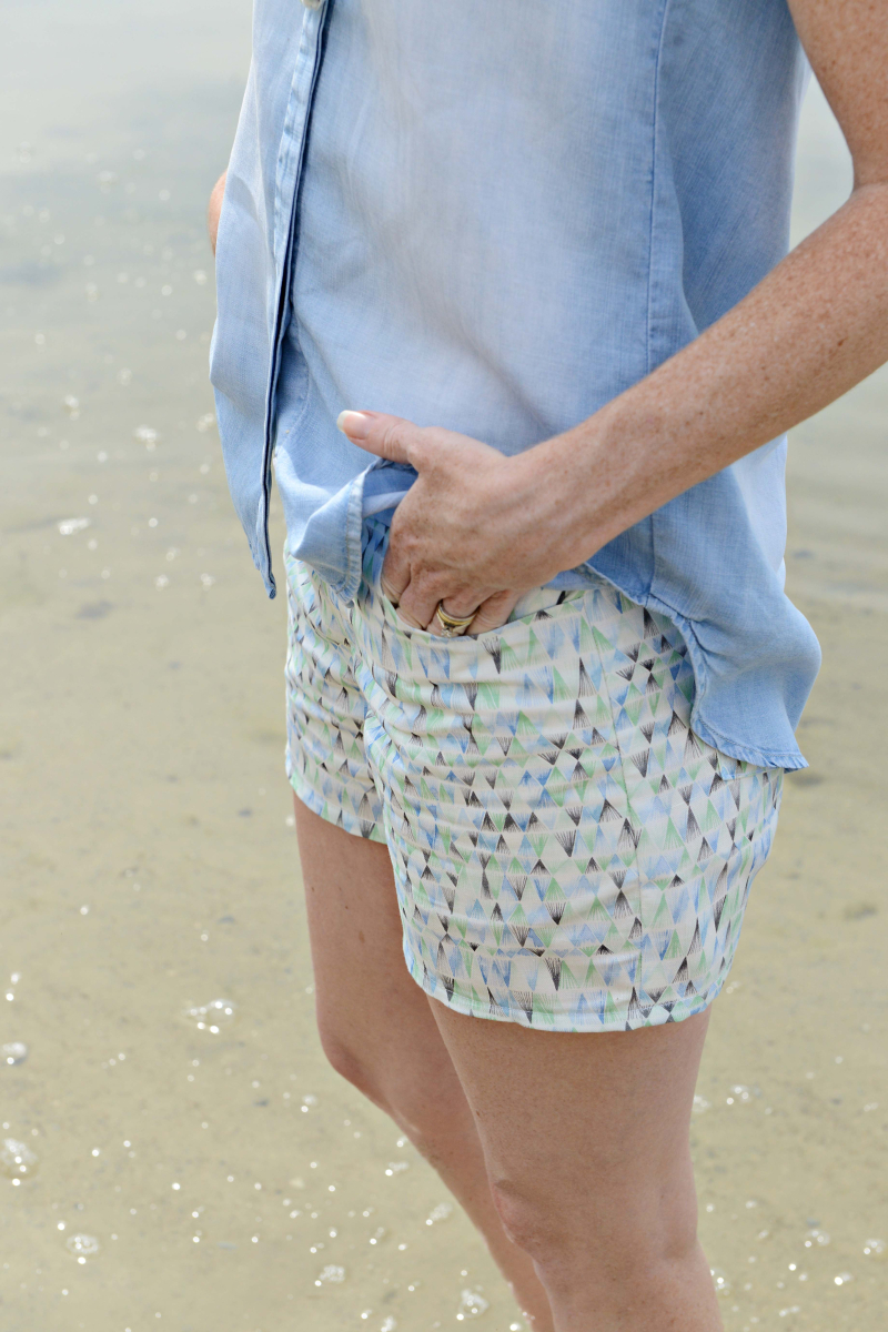 Hawthorne Threads Outer Banks Canvas Maritime Shorts