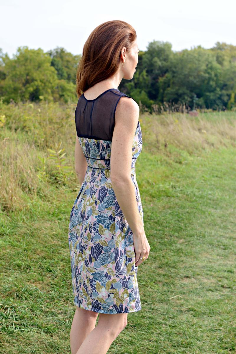 Moonlilt Fabric Macaron Dress Back 2