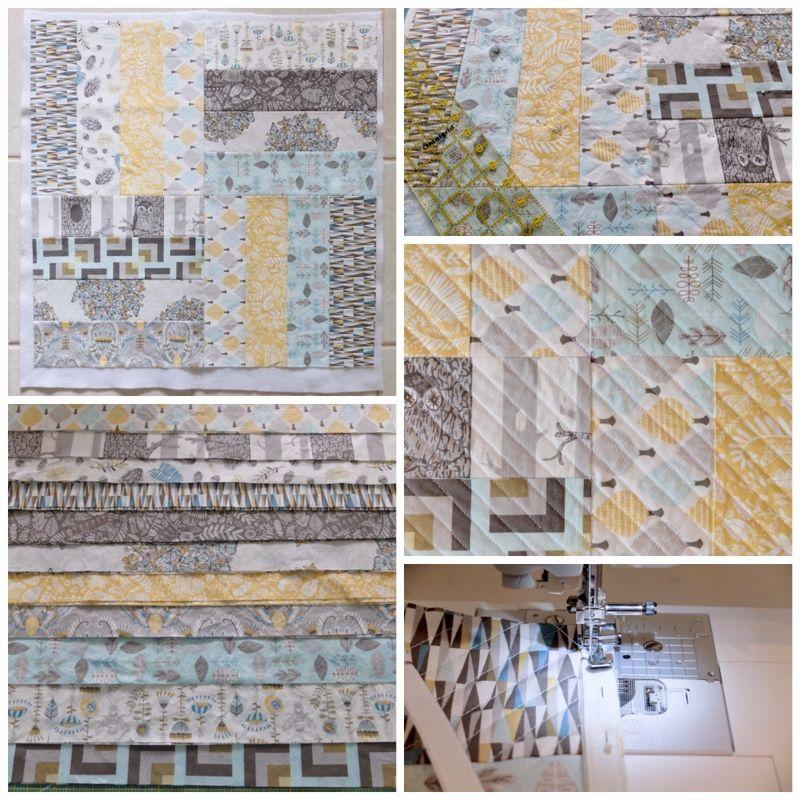 Norwegian Wood Floor Pillow by Telafante 2