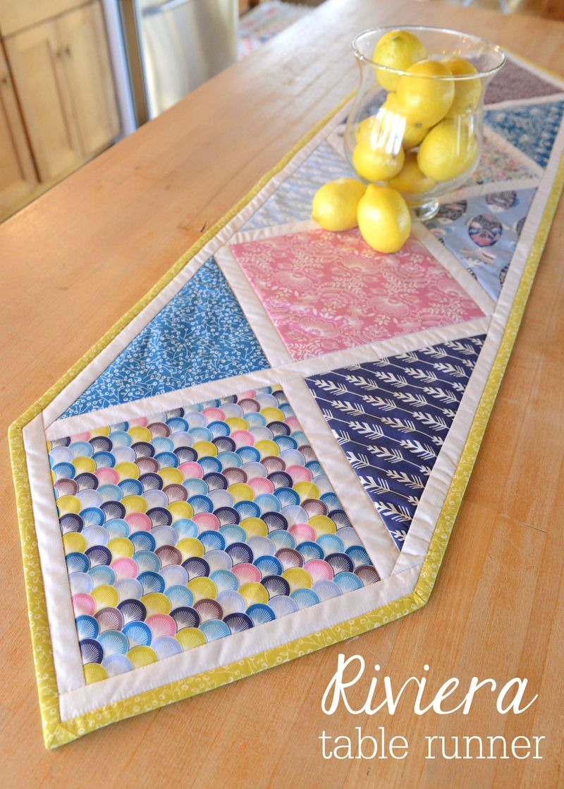 Riviera Table Runner 2 - Copy