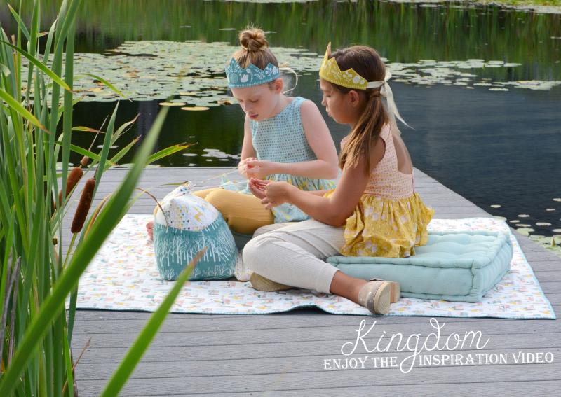 Hawthorne Threads Kingdom Fabric