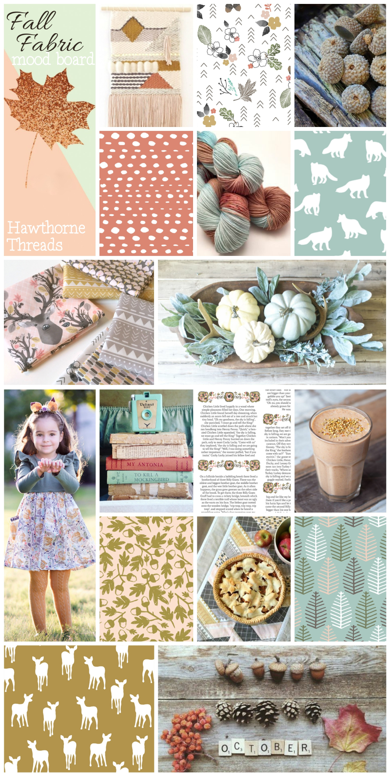 Fall Fabric Picks