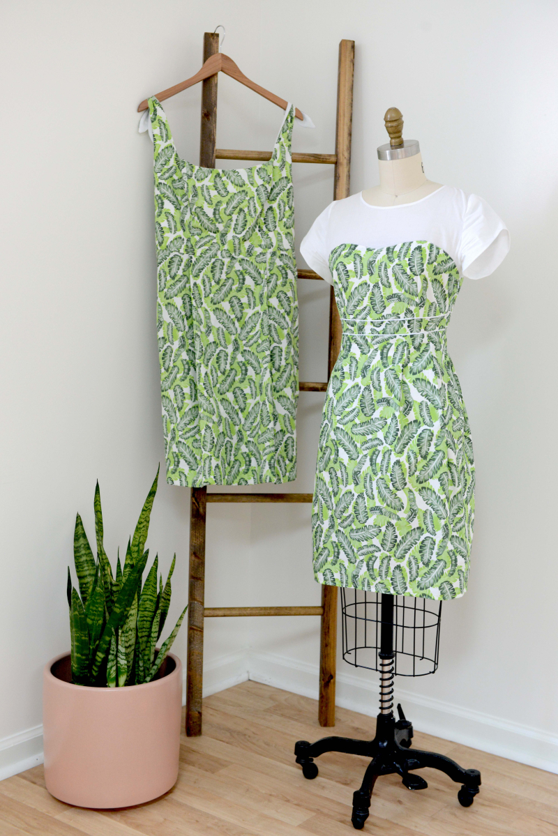 Botany Fabric Dresses