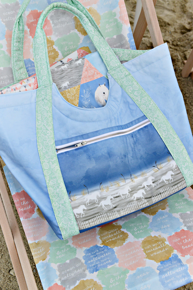 Hawthorne Threads Outer Banks Poolside Tote Noodlehead