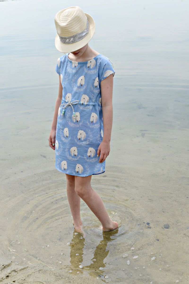 Hawthorne Threads Outer Banks Bondi Dress Front