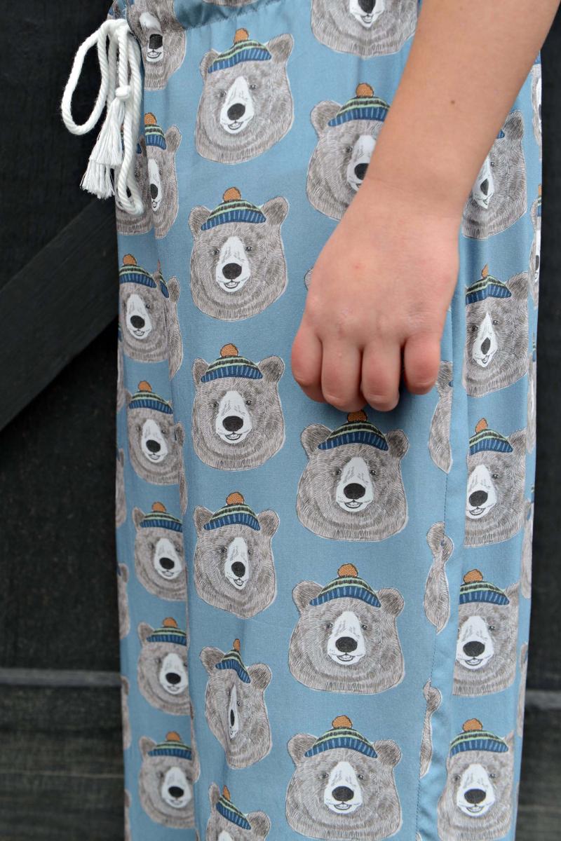 Hawthorne Supply Co Mountain Road Trip Fabric Sew To Grow Pajama Photo (6)